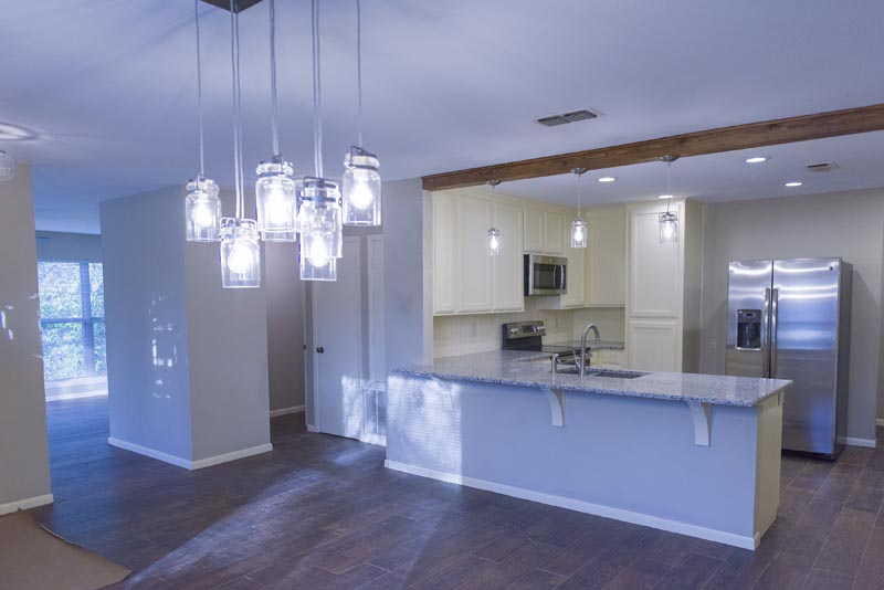 Beautiful Open Concept Remodel (Before and After)